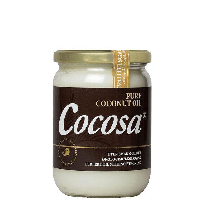 Organic Cocosa Pure Coconut Oil, 500 ml