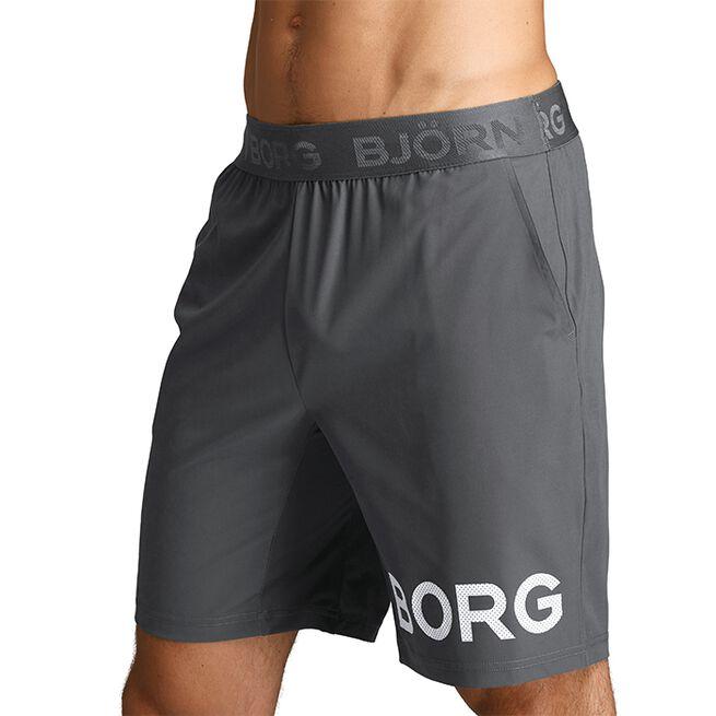 Björn Borg Borg Shorts Grey Shade