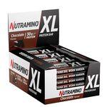 16 x Nutramino XL ProteinBar, 82 g, Chocolate