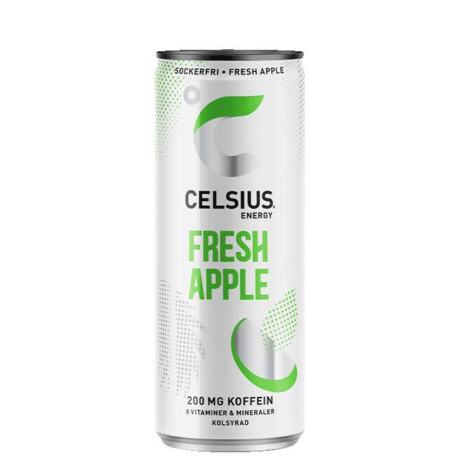 Celsius, 355 ml,  Fresh Apple