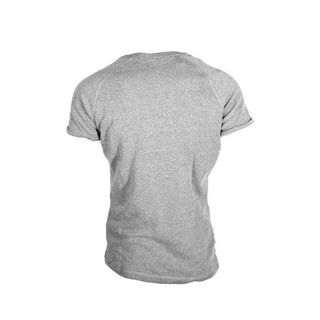 Star Gym Sweat S/S, Grey Melange, M