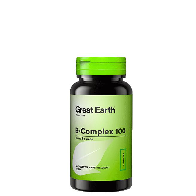 B-Complex 100 Great Earth