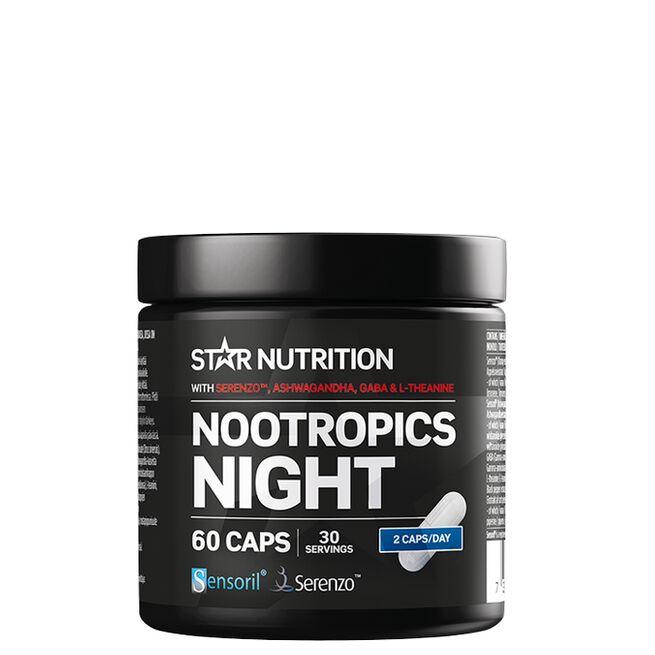 Star nutrition Nootropics Night natt
