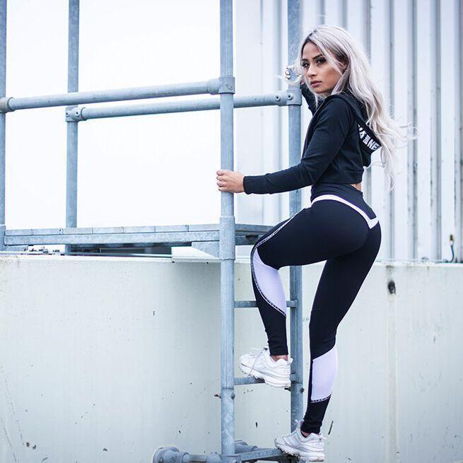 V-Butt Tights, Black, S