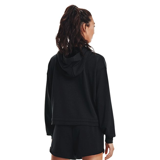 Under Armour Project Rock Terry Pullover Black