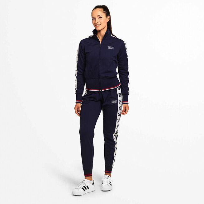 Chelsea Track Pants, Dark Navy, XS