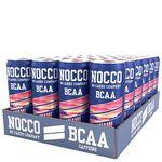 24 x NOCCO BCAA, 330 ml, Summer edition, Miami
