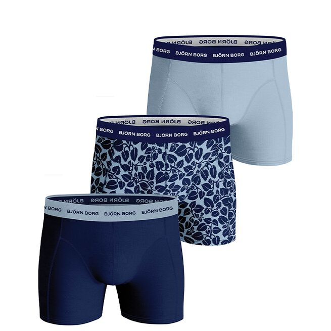 3-Pack Essential Boxer, Multipack, L