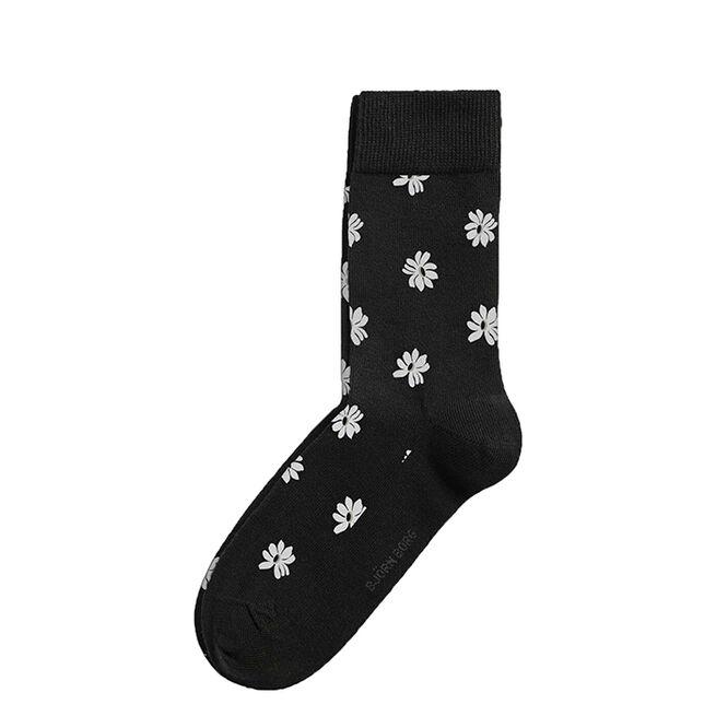 Bjorn Borg Simple Flower Ankle Sock Black Beauty 41-45