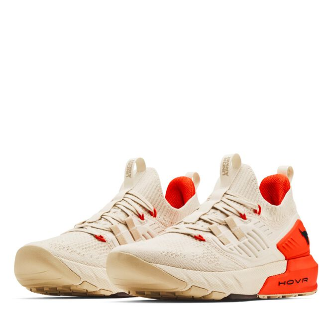 Under Armour Project Rock 3 Summit White