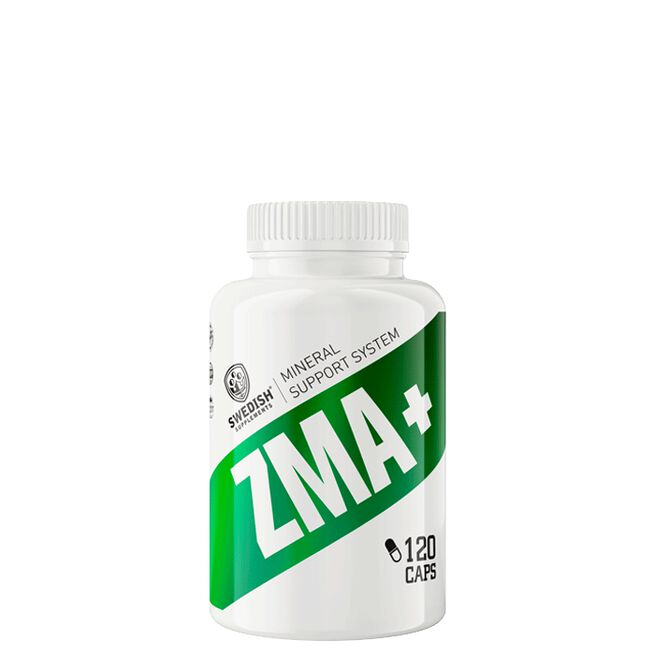 ZMA Mineral Support System, 120 caps