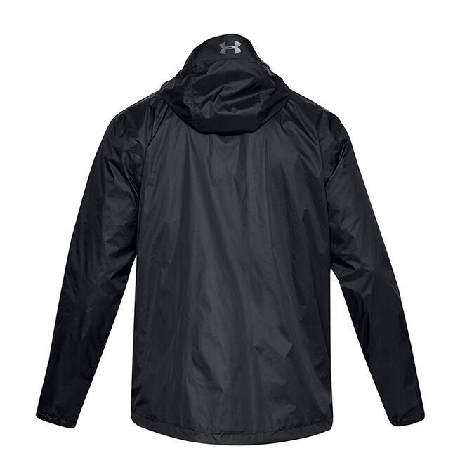 Under Armour Forefront Rain Jacket Black