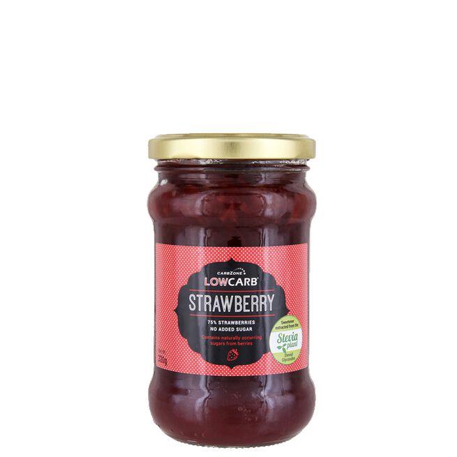 LowCarb Strawberry Sylt, 320 g