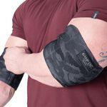 HD Gasp Elbow sleeve, 10 inch, Dark Camo
