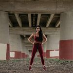 Rockaway Tights Limited Edition, Sangria Red, L