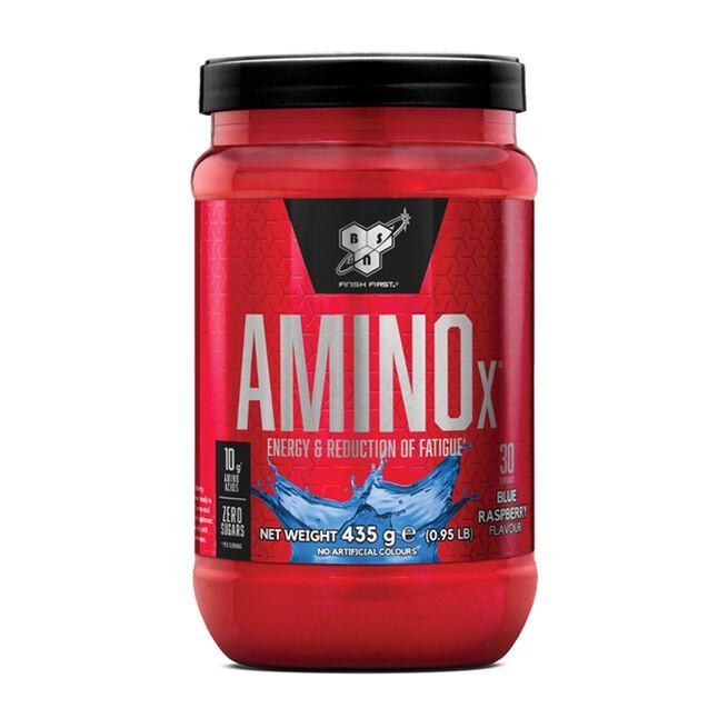 BSN, Amino-X, 30 servings, Blue Raz
