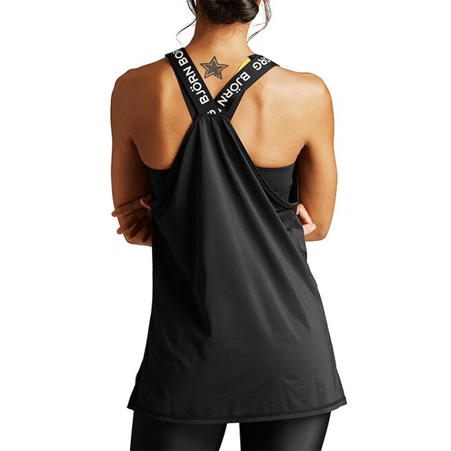 Björn Borg Cassie Loose Top, Black Beauty