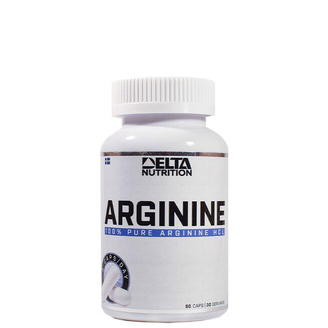 L-Arginine, 90 caps