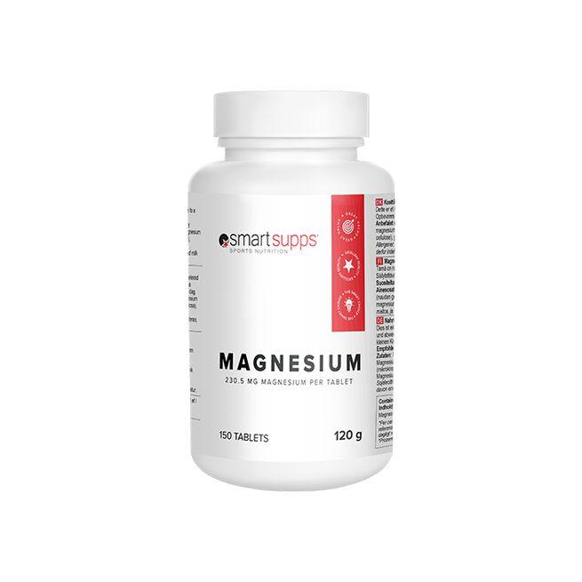 SmartSupps Magnesium, 150 tabs