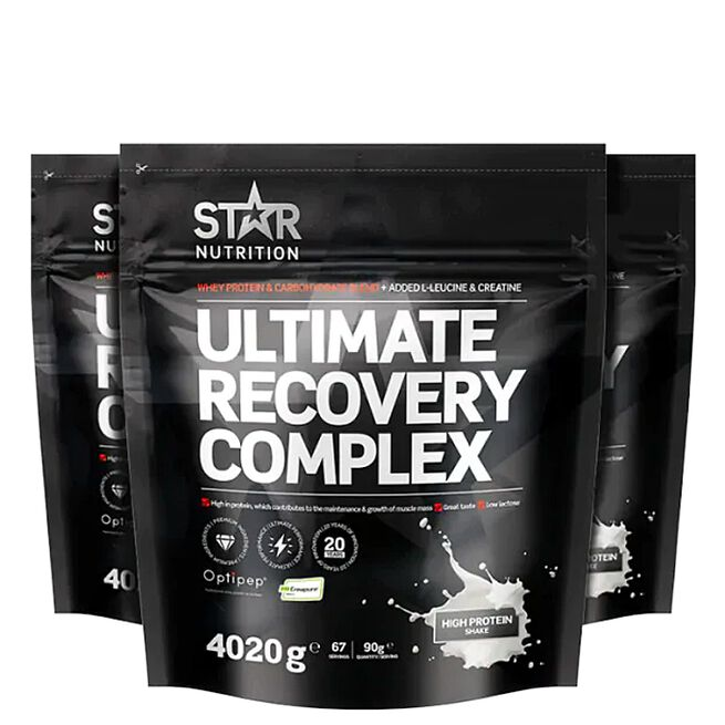 Star nutrition ultimate recovery compelx