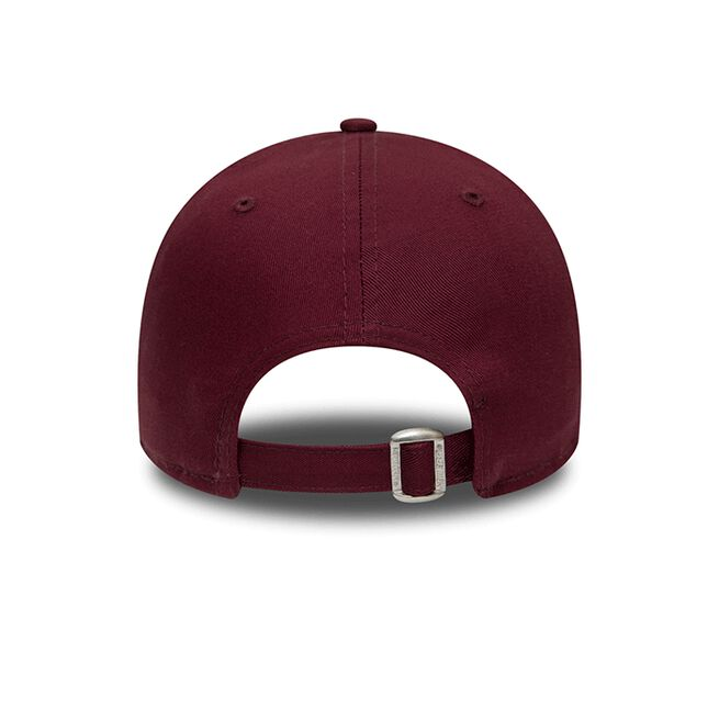 New Era Colour Essential 9FORTY, Maroon/White