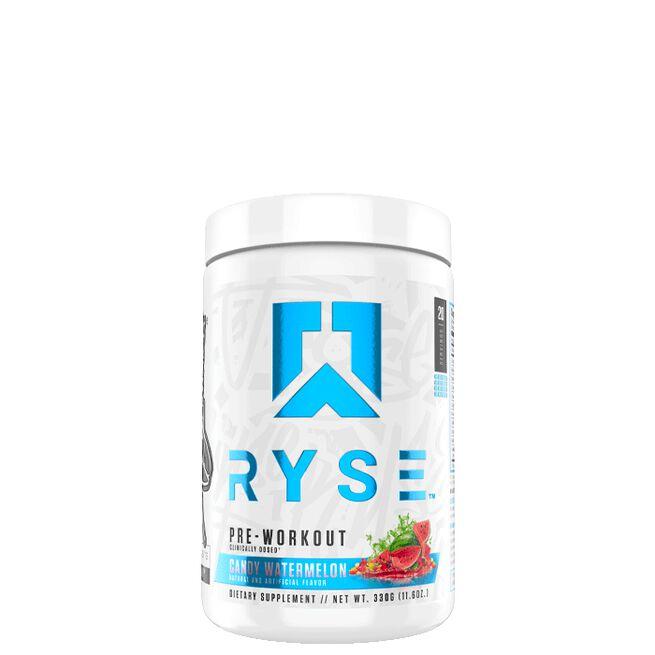 Ryse Pre-workout, 20 servings, Watermelon