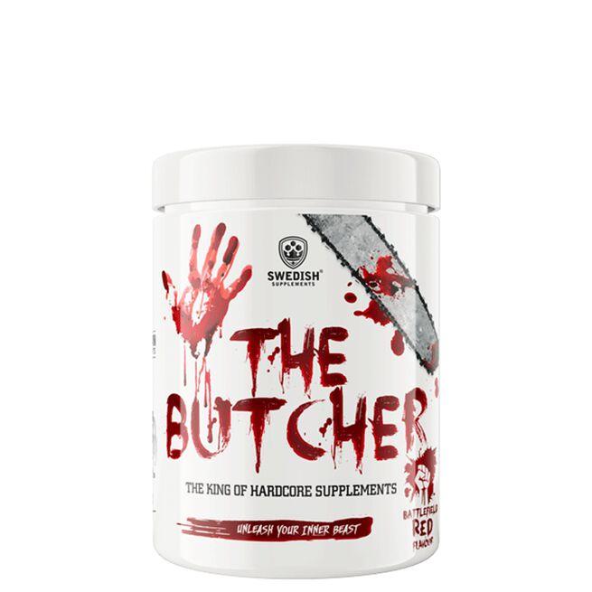 The Butcher, 525 g, Battlefield Red