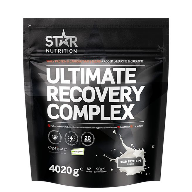 Star nutrition ultimate recovery complex 4kg
