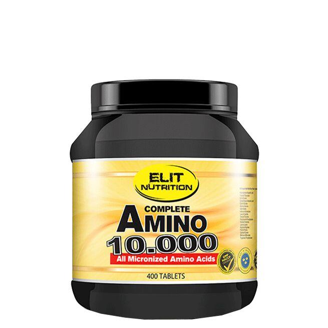 Elit nutrition Complete Amino 10000, 400 tabletter