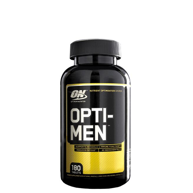 Optimum Nutrition, Opti-Men, 180 tabs