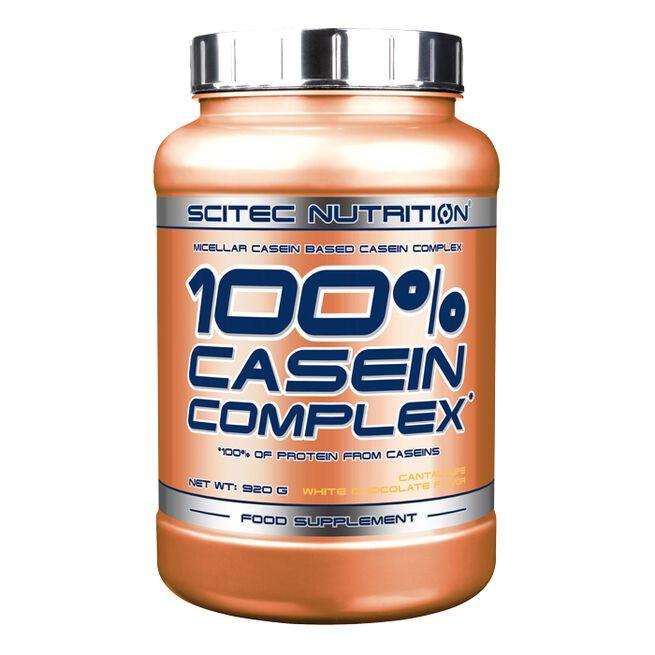 100% Casein Complex, 920 g, Maracuja-White Chocola
