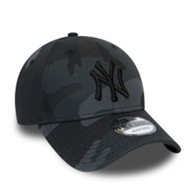 League Essential 940 New York Yankees, Midnight Camo/Black