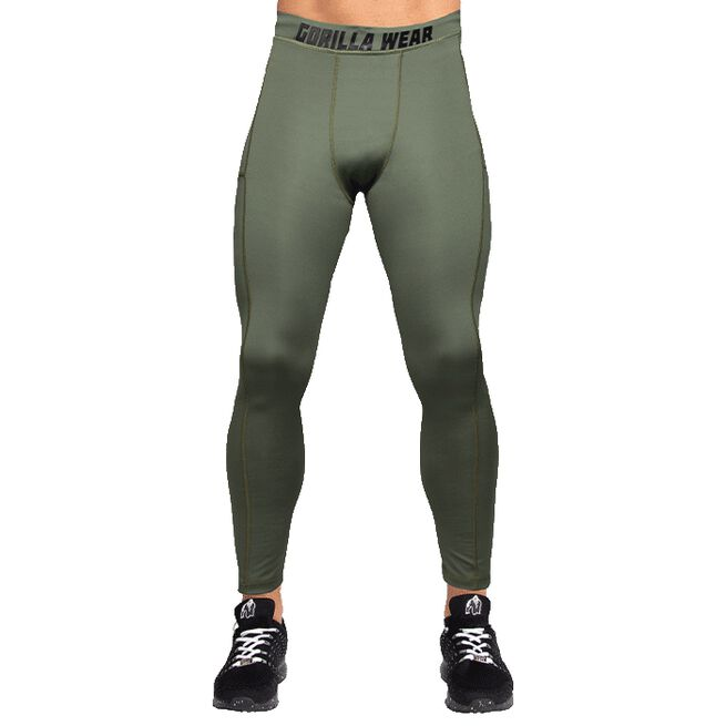 Smart Tights, Army Green, S