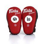 Fairtex FMV12, Cardio Mitts, Black/Red
