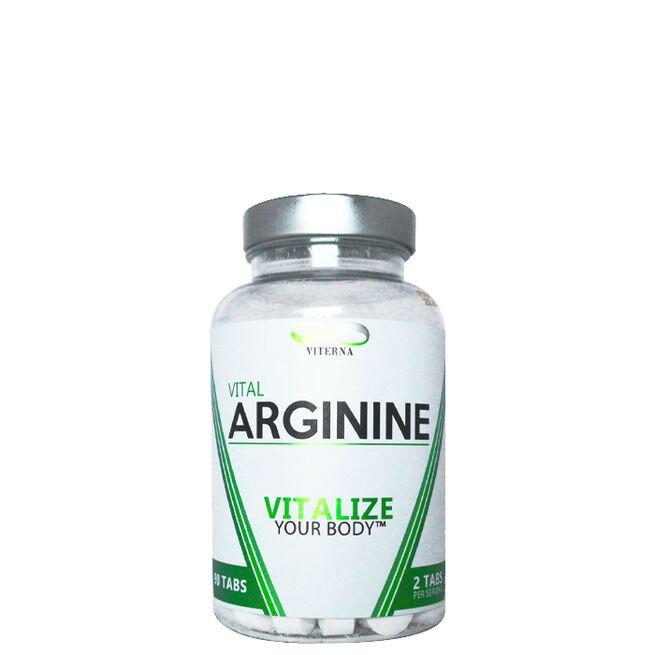 Viterna Arginine, 90 caps