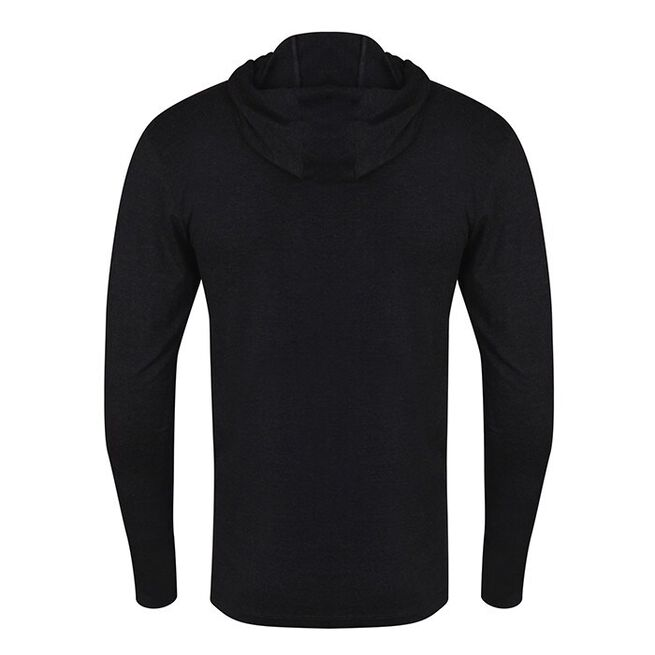 LS Hood Top, Black Marl