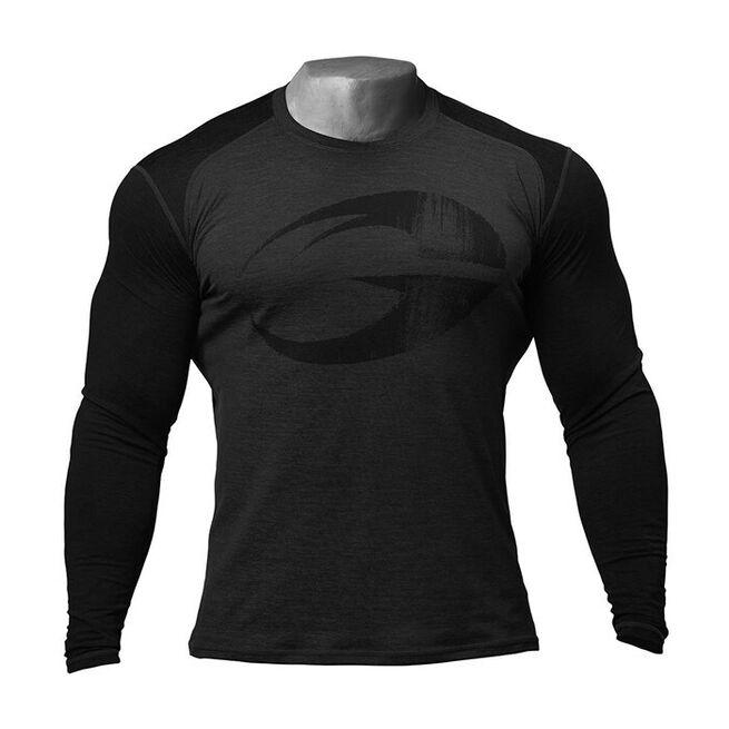 OPS Edition LS, Grey/Black, L