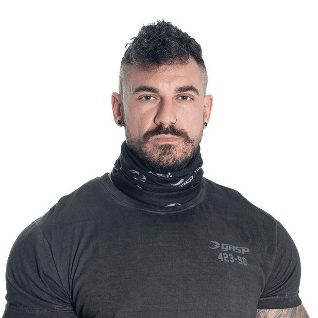 Gasp Bandana, Black