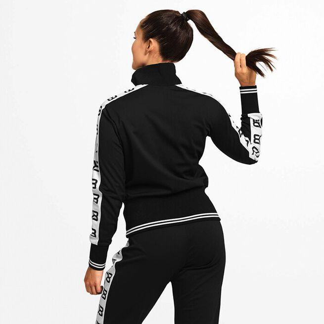 Chelsea Track Jacket, Black, S