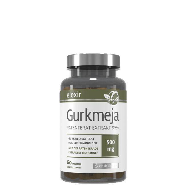 Gurkmeja 500 mg Elexir Pharma