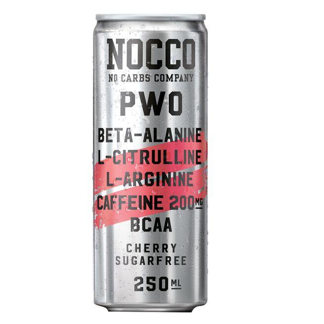 NOCCO PWO, 250 ml, Cherry