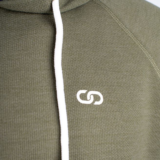 Chained l Hood, Olive, M