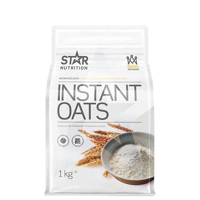 Star nutrition Instant Oats havremjöl