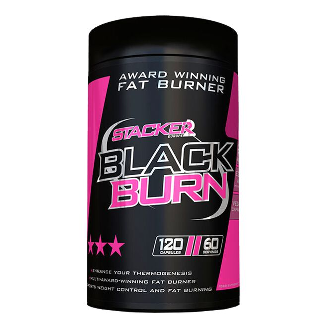 Black Burn, 120 caps