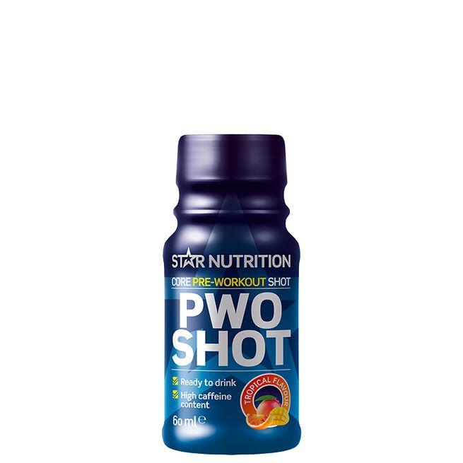 Star nutrition PWO shot Tropical