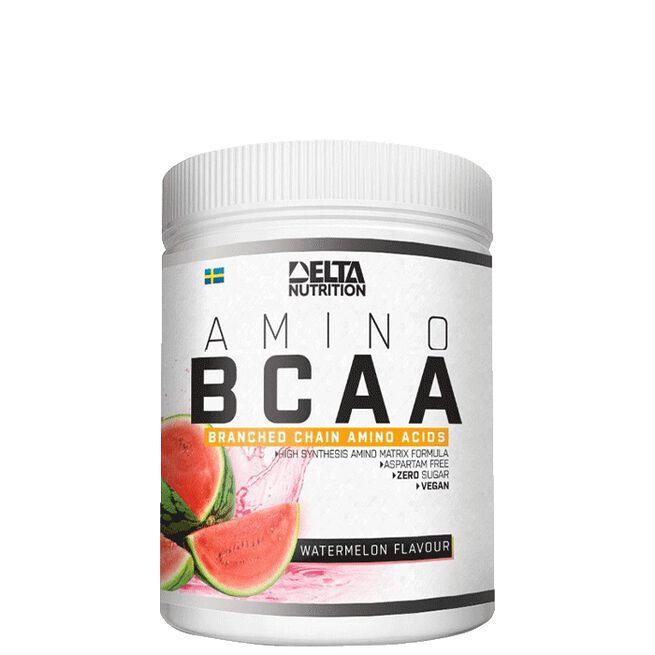 BCAA Amino, 400 g, Watermelon