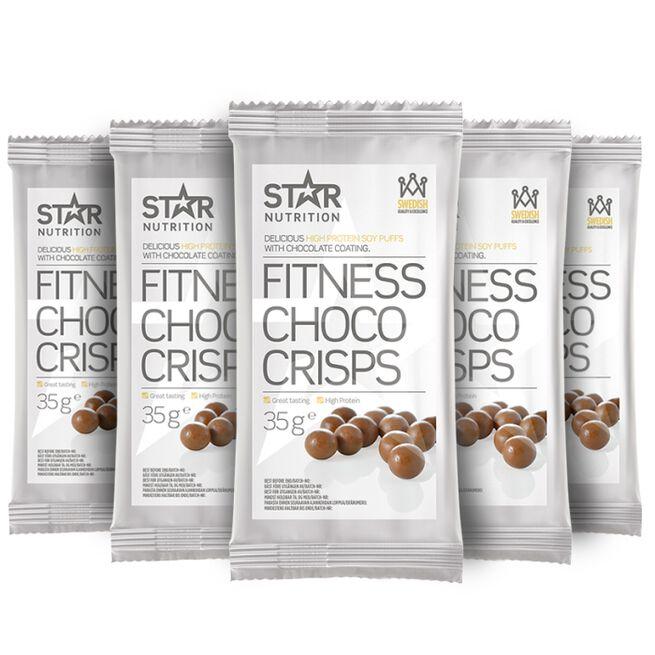 5 x Protein Choco Crisps 35g
