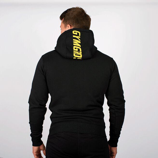 GG Men New Hood, Black