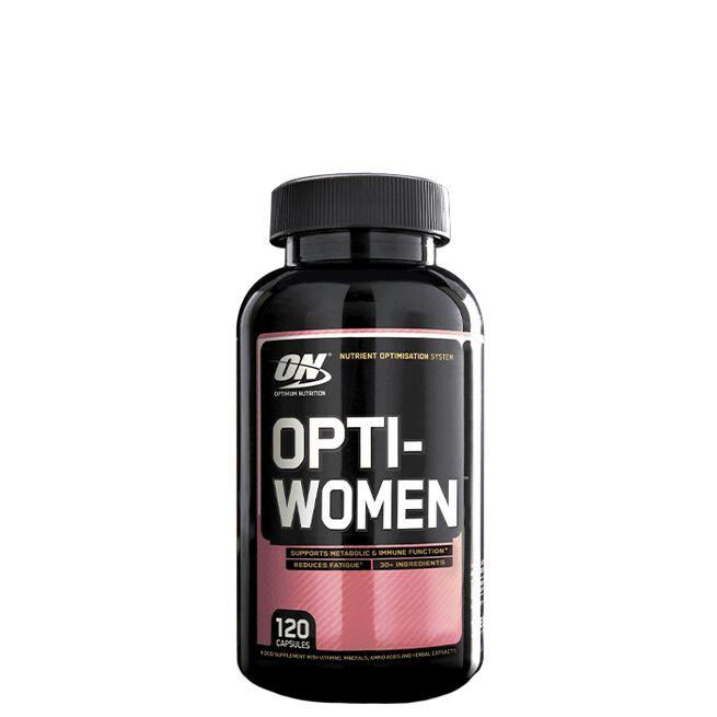Optimum Nutrition, Opti-Women, 120 caps