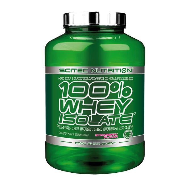 100 % Whey Isolate, 700 g, Chocolate